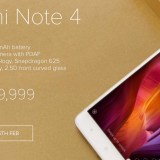 Flipkart Redmi Note 4 Next Sale Date Announced on Flipkart and Mi Sites