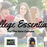 College Essentials Required For Every New Comer