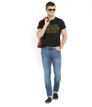 Offers on Men Jeans online