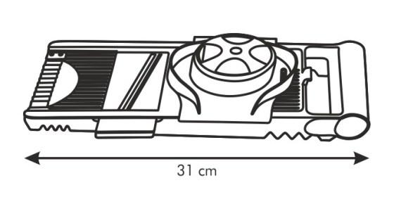 Mandolína Tescoma Handy