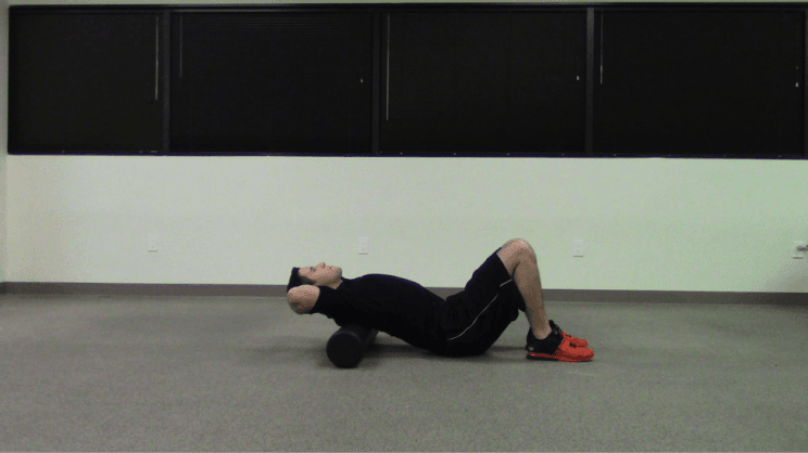 Thoracic-Spine-Foam-Roller