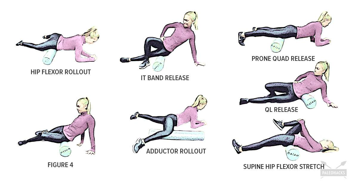 Quadratus Lumborum Exercises