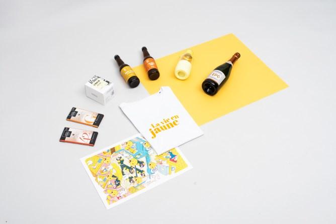 Pack produit personnalisé