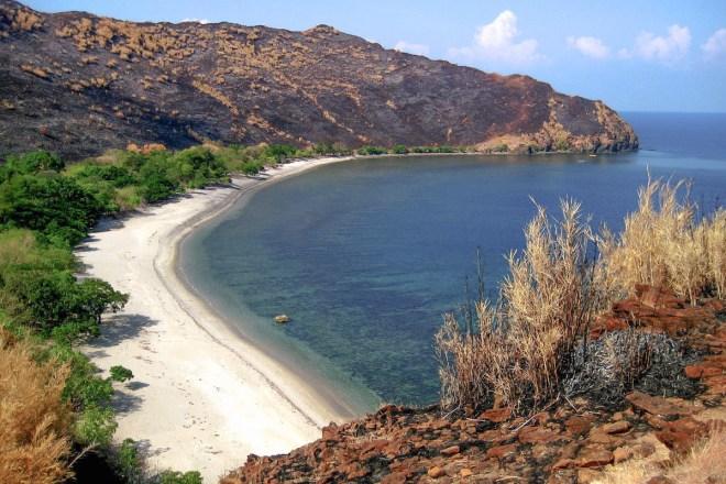 Anawangin Cove Beach