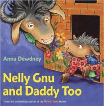 Nelly gnu and daddy too dewdney