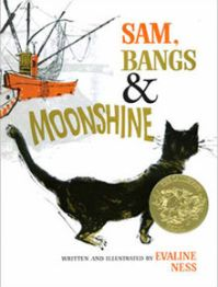 Sam, Bangs & Moonshine by Evaline Ness