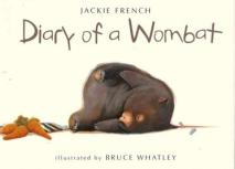 Diary-of-a-wombat by Jackie French