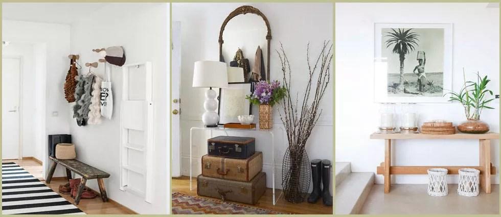 Decoracin Cmo decorar un recibidor parte 2 Silenblogger