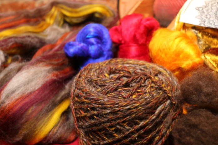 October 2017 Fiber of the Month Club