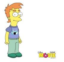 Simpsonovi - můj avatar