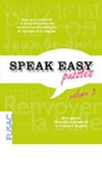 Speak Easy Puzzle