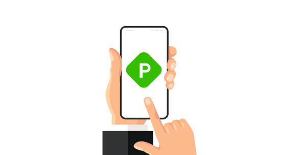 Pay with ParkMan