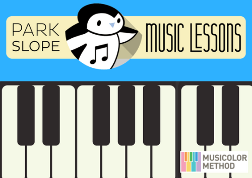 music lessons for kids 4 years old and up in Park Slope