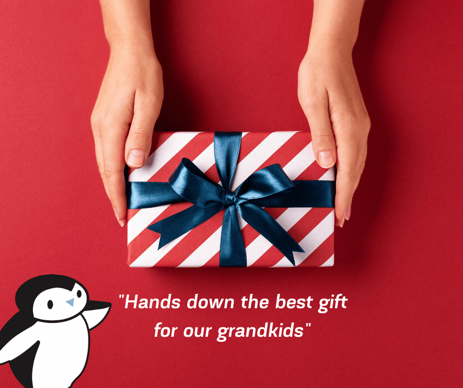 best gift for grandkids