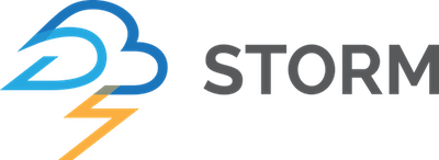 The new Storm logo, which was selected in June, 2014.