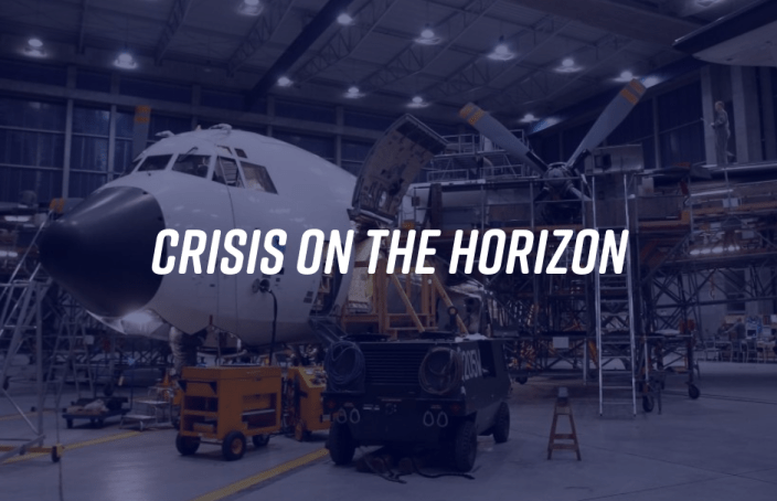 Crisis on the Horizon - Skilled Labor Shortage/Crisis in Aviation & Aerospace Markets