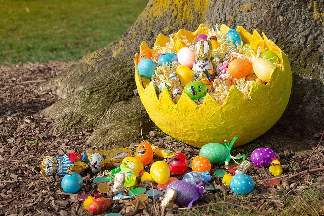 How To Do An Easter Egg Hunt Party Delights Blog