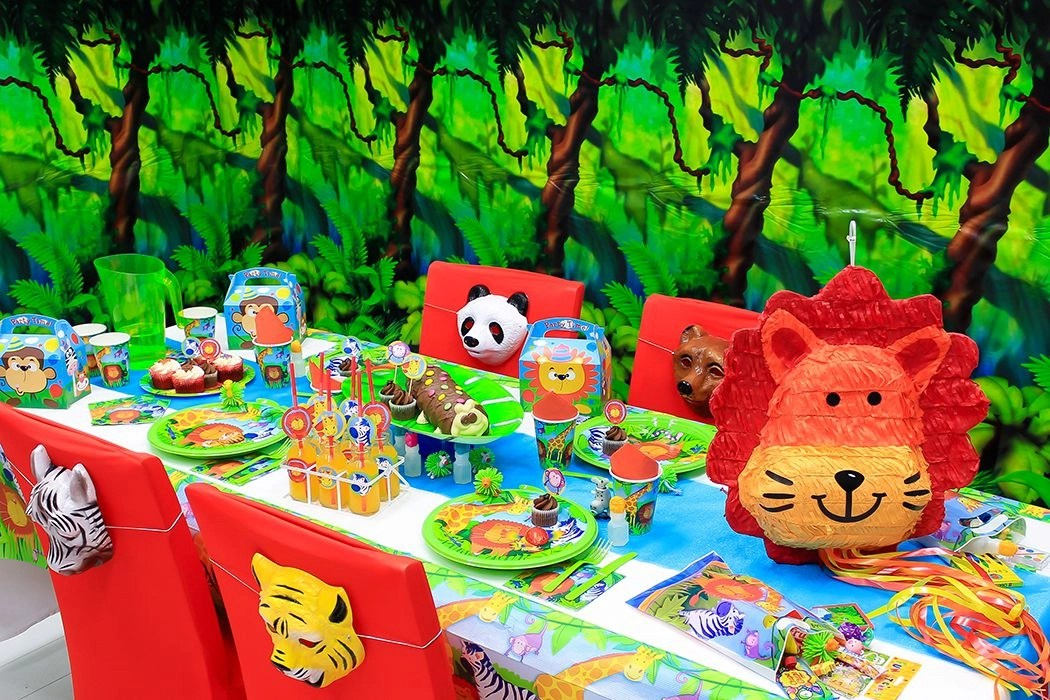 How To Throw The Ultimate Jungle Party Party Delights Blog