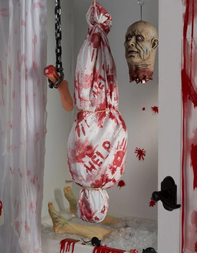 Zombie Themed Party Decorations