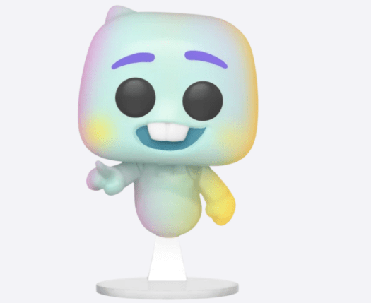A Glowing Ghost