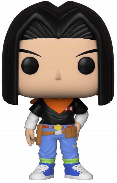 Angry looking Funko pop