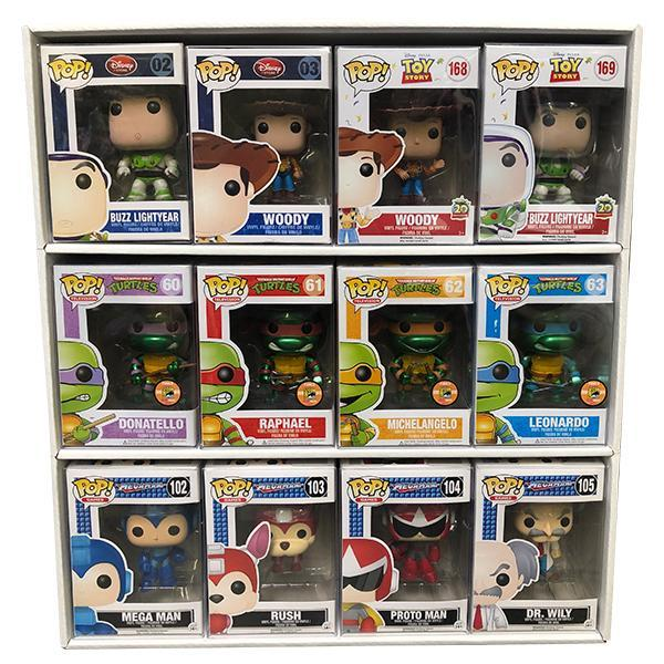Collection of funko pops
