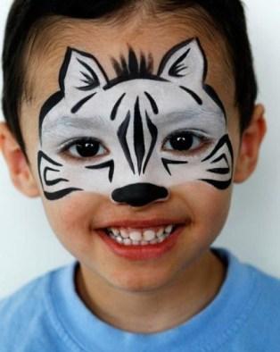 Obdobi Karnevalu Je Tady Cim Diteti Na Oblicej Namalovat Masku