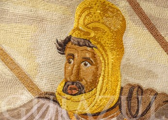 detalle manto ptolomeo iv