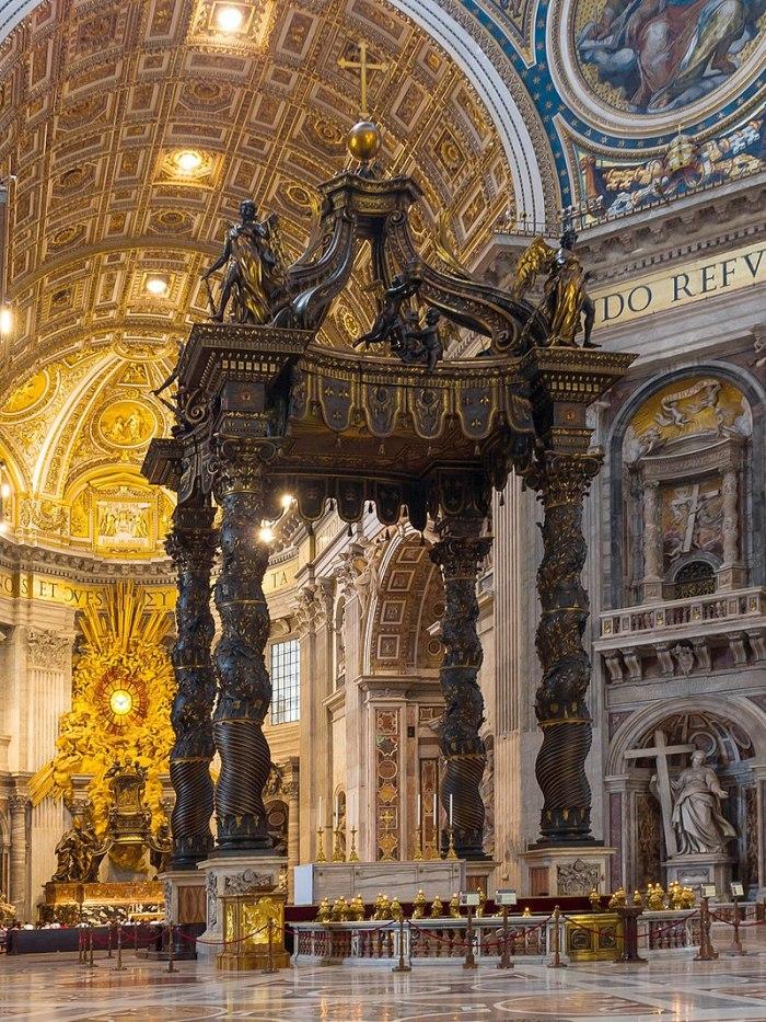 800px-Baldaquin_Bernin_Saint-Pierre_Vatican
