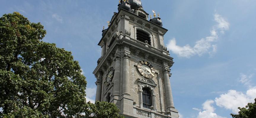 Etape au beffroi de Mons
