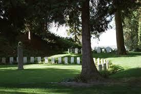 le cimetière de Saint-Symphorien.