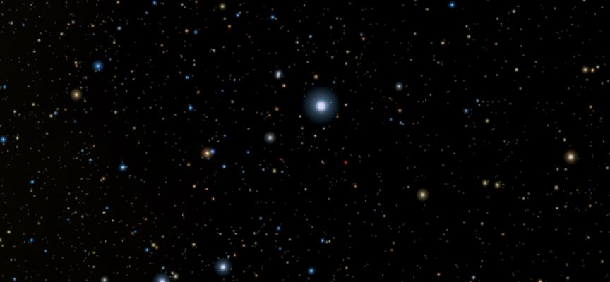 L'univers, dont on connaît encore si peu...