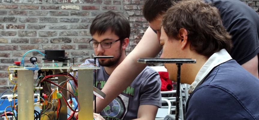 Un projet de longue haleine pour l'équipe de la Faculté Polytechnique de Mons.