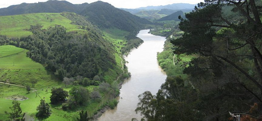 Le fleuve néo-zélandais Whanganui est une personne morale.