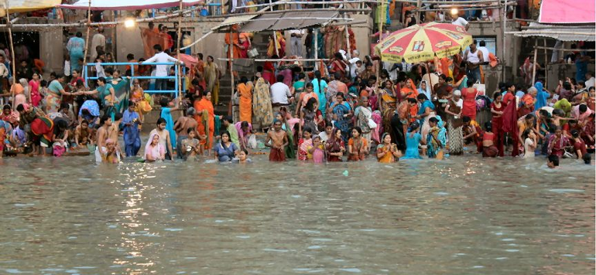 Le Gange, fleuve sacré
