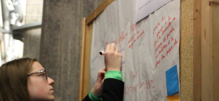 Quelles pistes pour agir à mon niveau, à l'école, dans la région, au-delà ?