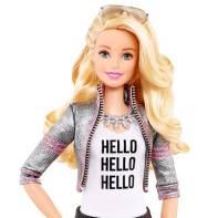 Barbie connectée de Mattel