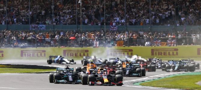 ライバルの接触とフェラーリの激走 イギリスGP観戦記