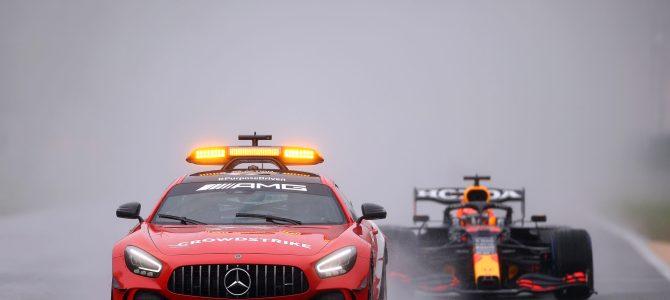 勝者なきベルギーGP ベルギーGP観戦記