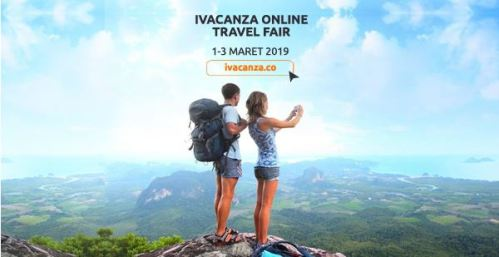 Passpod, Ivacanza Online Travel Fair, Travel fair 2019 di jakarta, Travel Fair 2019, Tiket Murah, Liburan Murah, Liburan Hemat