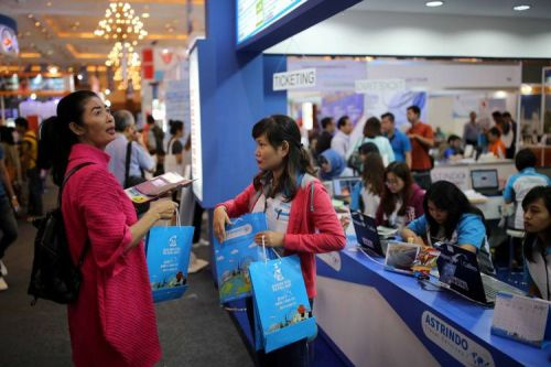 Passpod, Astrindo Travel Fair, Travel fair 2019 di jakarta, Travel Fair 2019, Tiket Murah, Liburan Murah, Liburan Hemat