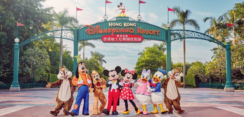 Passpod, Wahana Favorit, Wahana Hong Kong Disneyland, Wahana Disneyland, Atraksi Disneyland