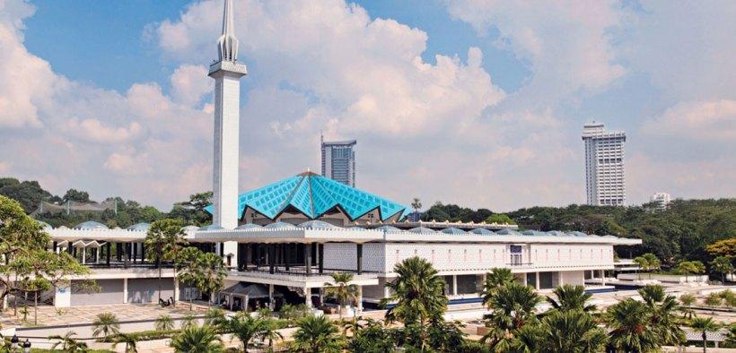 Passpod, Wisata Religi Malaysia, Malaysia, Wisata Malaysia, Liburan di Malaysia, Masjid Malaysia, Masjid