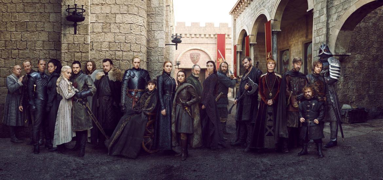 Set Film Game of Thrones, Syuting Game of Thrones, Lokasi Game of Thrones, Tempat Syuting Game of Thrones