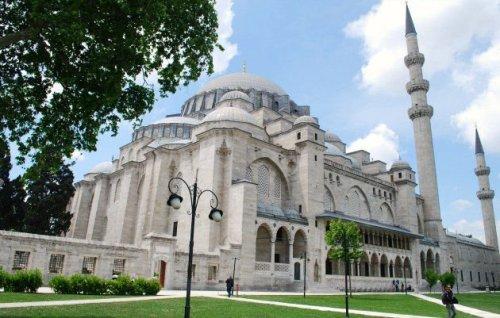 Passpod, Masjid Turki, Wisata Turki, Liburan di Turki, Turki, Eropa
