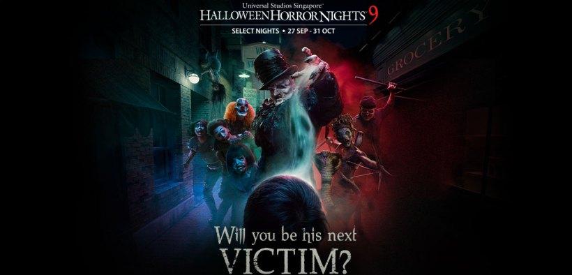 Passpod, USS, Universal Studio Singapore, Halloween Horror Nights, Singapore