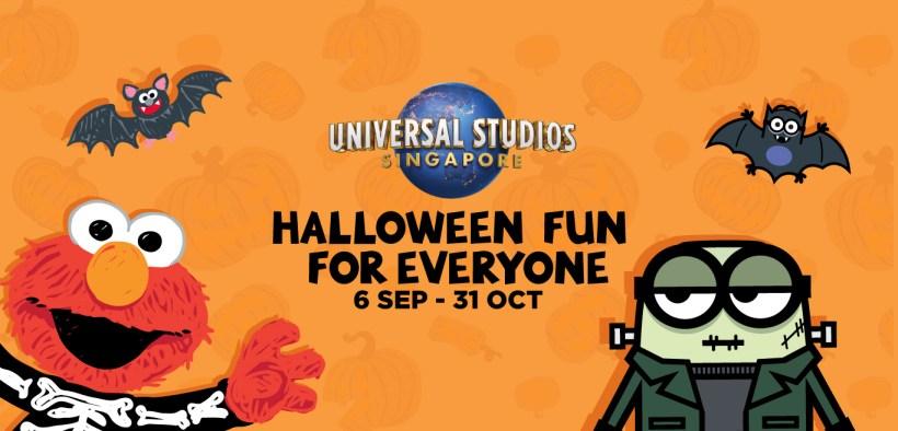 Passpod, Halloween USS, Minion, Minion Tricky Treats, halloween, Halloween Horror Nights, Sesame street halloween