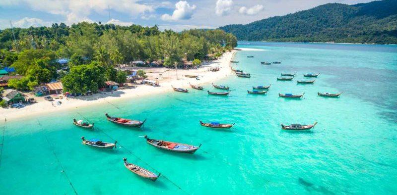Passpod, Phuket, Thailand, Big Buddha, Krabi, Phi Phi Island
