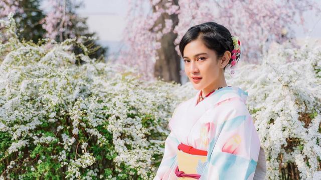 Passpod, Kimono, Sewa Kimono, Kimomo , Yumekata, Dian Sastro
