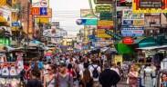 Passpod, Khao San Road, Thailand